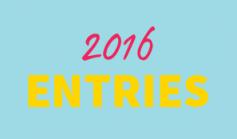 2016 entries